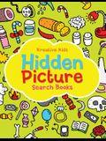 Hidden Picture Search Books