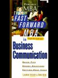 The Fast Forward MBA in Business Communication