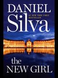 New Girl, The: A Novel (Gabriel Allon)