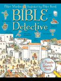 Bible Detective: A Puzzle Search Book
