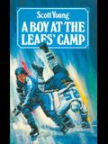 A Boy at the Leafs Camp