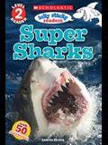 Icky Sticky: Super Sharks
