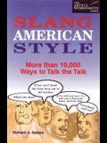 Slang American Style Paper