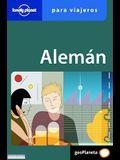 Lonely Planet Aleman Para el Viajero