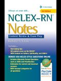 Nclex-RN Notes: Content Review & Exam Prep