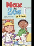 Max and Zoe at School
