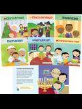 Cultural Holidays -6v
