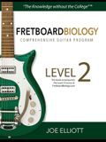 Fretboard Biology Comprehensive Guitar Program - Level 2