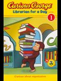 Curious George: Librarian for a Day