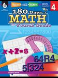 180 Days of Math for Fourth Grade (Grade 4): Practice, Assess, Diagnose [With CDROM]
