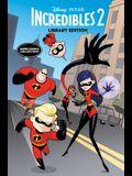 Disney/Pixar the Incredibles 2 Library Edition