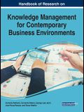 Handbook of Research on Knowledge Management for Contemporarhandbook of Research on Knowledge Management for Contemporary Business Environments Y Busi