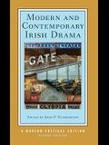 Modern and Contemporary Irish Drama