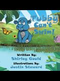 Tubby Can't Swim