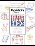 Reader's Digest Everyday Survival Hacks
