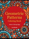 Geometric Patterns Coloring Book - Pattern Coloring Pages
