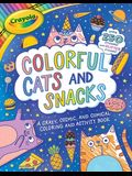 Crayola Colorful Cats and Snacks, Volume 14