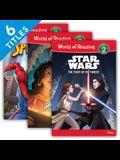World of Reading Level 2 Set 3 (Set)