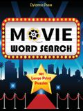 Movie Word Search: 101 Large Print Puzzles