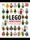 Lego Minifigure Year by Year: A Visual History [With Three Collectable Figurines]