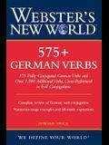 575+ German Verbs