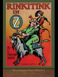 Rinkitink in Oz: Illustrated First Edition