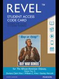 Revel for the African-American Odyssey, Volume 2 -- Access Card