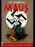 Maus Bxd Set-2 Vols.