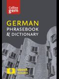Collins Gem German Phrasebook & Dictionary