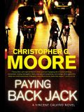 Paying Back Jack: A Vincent Calvino Novel