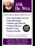Ask Dr. Weil: The Complete Series in One Volume (Random House Large Print)