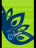 Jane Austen's Pride and Prejudice in 61 Haiku (1,037 Syllables!)