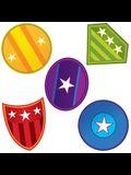 Super Power Shields Mini Cut-Outs