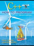 C++ How to Program [With CDROM]
