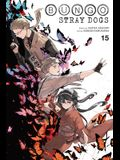 Bungo Stray Dogs, Vol. 15