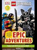 DK Readers Level 3: Lego Ninjago: Epic Adventures