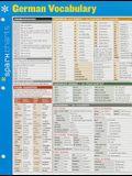 German Vocabulary Sparkcharts, 29
