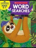 Little Skill Seekers: Word Searches Workbook