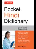 Tuttle Pocket Hindi Dictionary: Hindi-English English-Hindi (Fully Romanized)