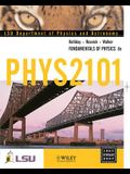 Physics 2101: Fundamentals of Physics