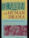 The Human Drama: World History