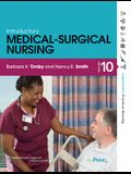 Timby 10e Med-Surg Text & Prepu Plus Fundamentals Text & Prepu Package
