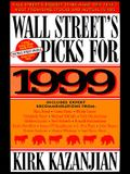 Wall Street's Picks for 1999 (Serial)