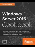 Windows Server 2016 Cookbook: Click here to enter text.