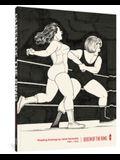 Queen of the Ring: Wrestling Drawings by Jaime Hernandez 1980-2020