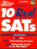 10 Real SATs [With CDROM for Windows]