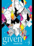 Given, Vol. 4, Volume 4