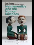 Hermeneutics and the Human Sciences: Essays on Language, Action and Interpretation