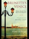 Brunetti's Venice: Walks with the CityÂ's Best-Loved Detective