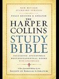 HarperCollins Study Bible-NRSV